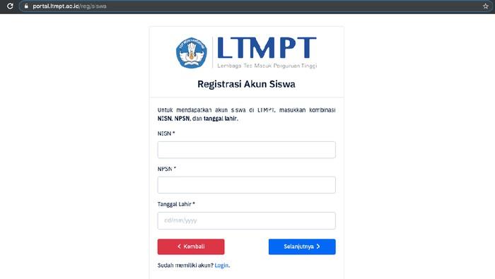 LTMPT (Tangkapan layar)