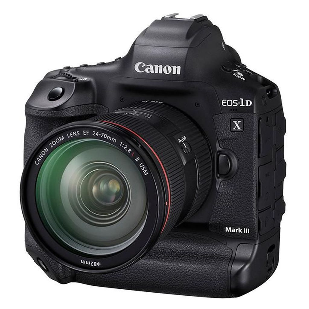Canon Rilis EOS 1D X Mark III, Harganya Rp 90 Juta
