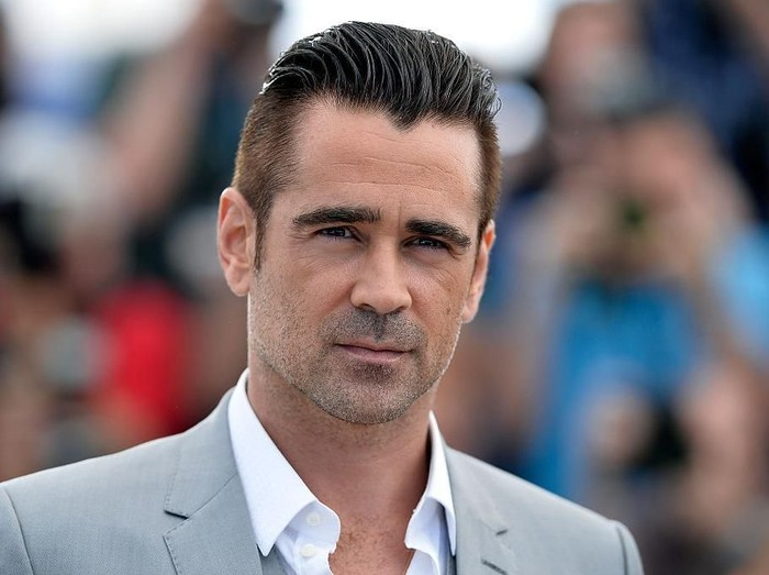 CANNES, FRANCE - MAY 15:  Actor Colin Farrell attends a photocall for