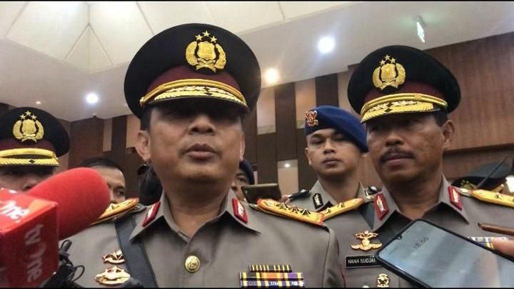 Wakapolri Gatot Eddy Pramono Jabat Komisaris Pindad