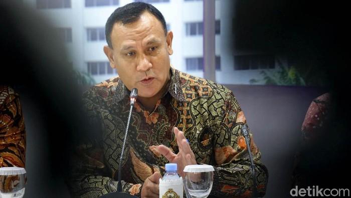 Pimpinan KPK melakukan safari ke sejumlah kementerian dan lembaga. Kali ini KPK mendatangi Badan Pemeriksa Keuangan (BPK).