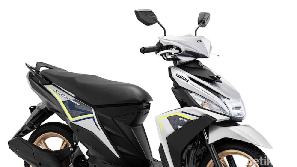 Warna-warni Baru Yamaha Mio