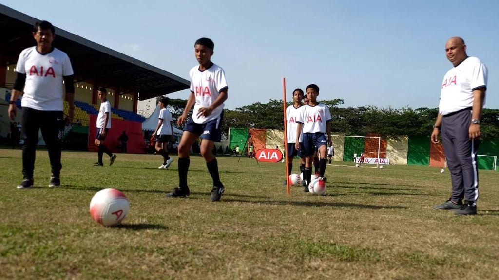 Jaring Talenta Muda Pesepakbola di Sumatera Utara