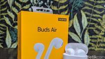 Kata Realme soal Desain Buds Air yang Dibilang Mirip Punya Apple