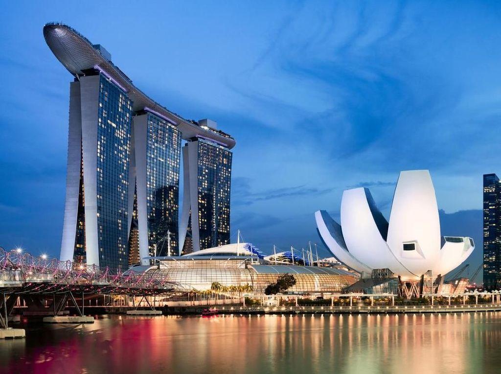 Singapura Bagikan Voucher Wisata, Warganya Bilang Itu Ribet
