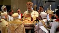 Saat Presiden Mubarak Tetapkan Natal Sebagai Libur Nasional Mesir