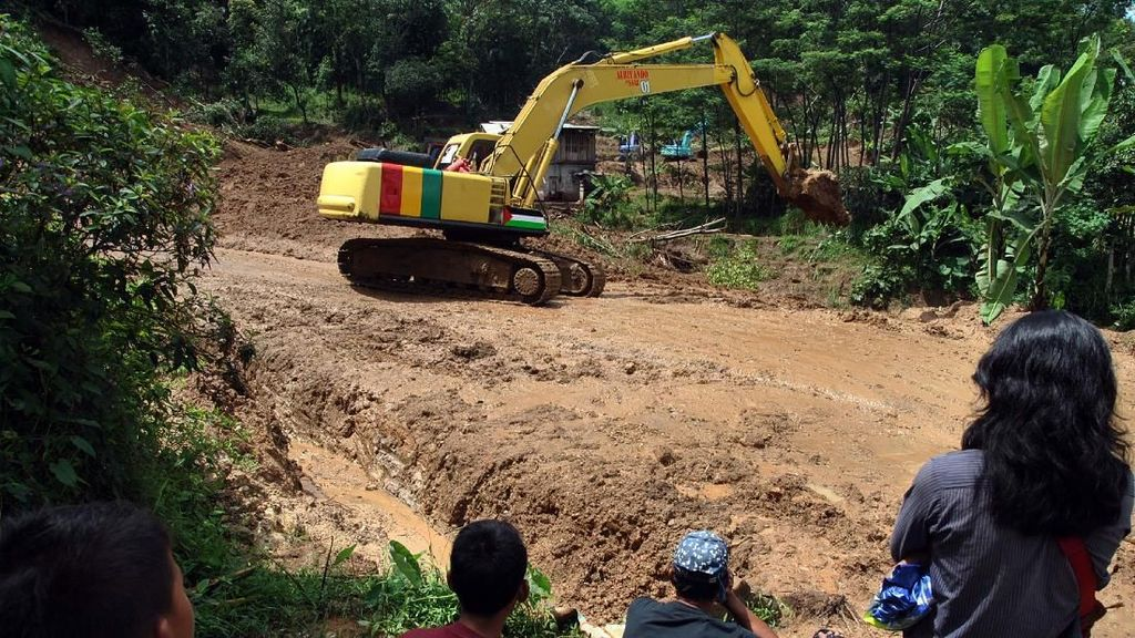 Pemerintah Mau Tambah 21 KM Jalan Akses Baru di Bogor