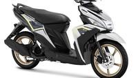 Yamaha Mio di bulan Januari ini hadir dengan warna baru. Ada 4 varian warna terbaru MIO M3 Standard, yaitu metallic grey, metallic red, metallic white, metallic black. Sedangkan untuk MIO M3 AKS SSS tampil dengan 1 varian warna, yaitu matte silver. Foto: Dok. Yamaha
