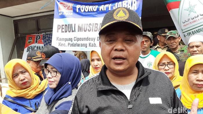 Bupati Bandung Barat Aa Umbara Sutisna