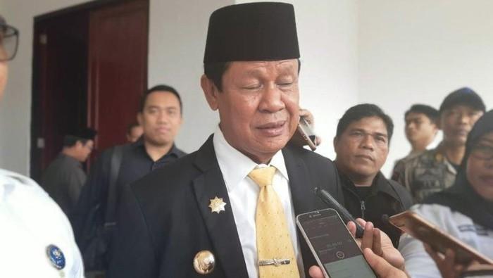 ANTARA FOTO/ Plt Gubernur Kepri Isdianto