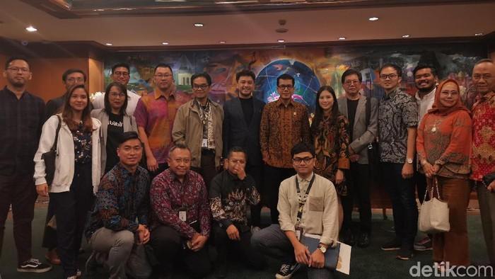 Indonesia Siap Jadi Mercusuar eSport Asia Tenggara (Aisyah Kamaliah/detikcom)