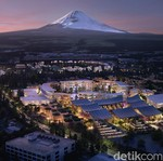 Toyota Bangun Kota Mandiri di Gunung Fuji, Isinya Wow!