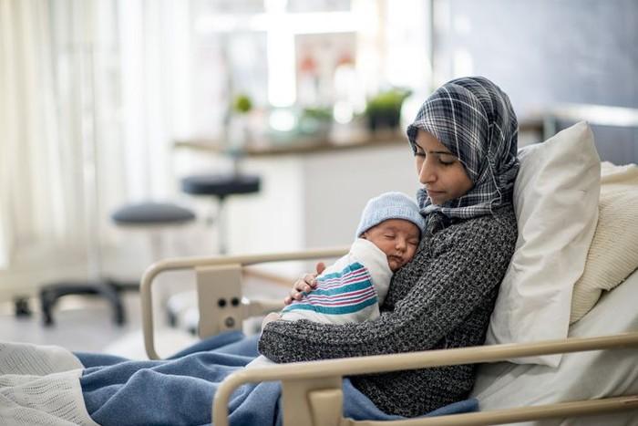 Doa untuk bayi baru lahir. Foto: iStock