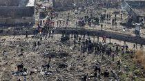 Presiden Iran: Penembak Jatuh Pesawat Sipil Ukraina Bakal Dihukum Berat