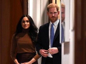 Pangeran Harry-Meghan Markle Resmi Tak Terima Dana Lagi dari Pangeran Charles