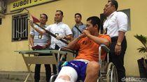 Bacok Anggota TNI, Warga Musi Banyuasin Dibekuk di Jambi