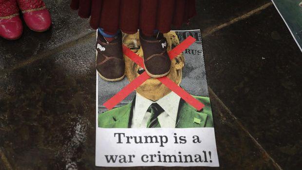 Trump Mau Damai dengan Iran, Nasib Emas Bagaimana?