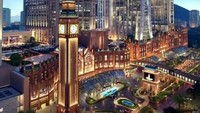 David Beckham akan mengikuti jejak Cristiano Ronaldo dalam dunia perhotelan. Legenda Inggris ini akan membuka sebuah hotel baru di Macau bernama The Londoner. (dok. The Londoner)