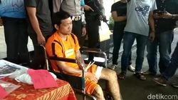 Sebutir Peluru Gagalkan Pelarian Penusuk Mati Driver Ojol di Sukabumi