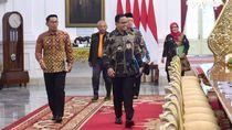 Anies soal Target Normalisasi yang Diminta Jokowi: Itu Program Pak Menteri