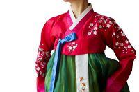 Warna-warni hanbok