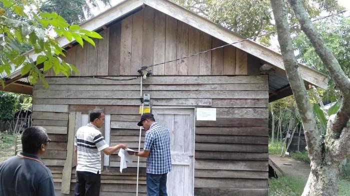 DOK. Pemprov Aceh/ Aliran listrik gratis untuk warga miskin di Aceh