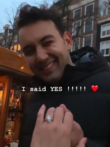 I Said Yes! Cita Citata Dilamar Kekasih Bulenya