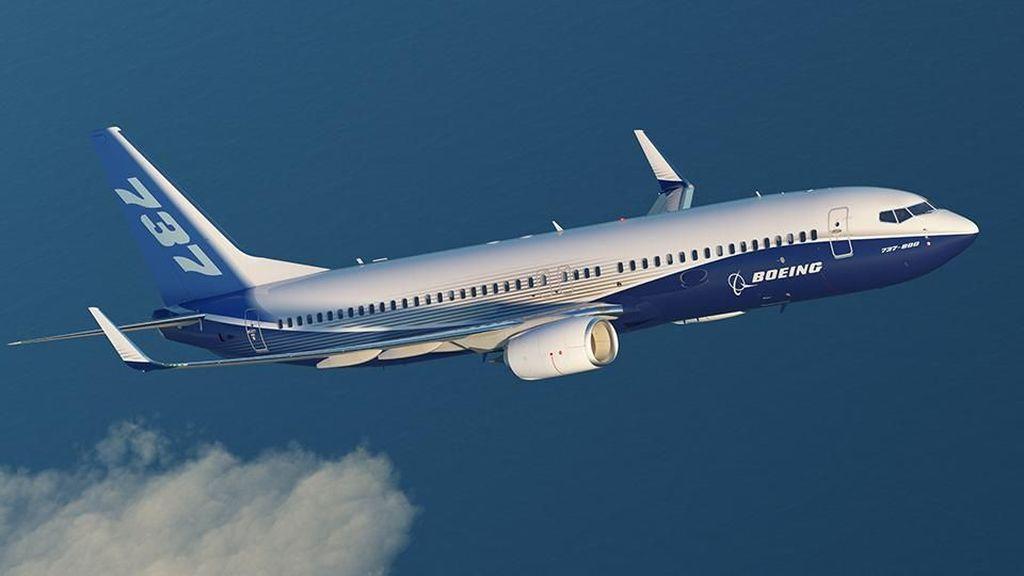 Berapa Harga Pesawat Boeing Maskapai Ukraina yang Jatuh di Iran?