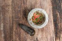 Resep sambal embe.
