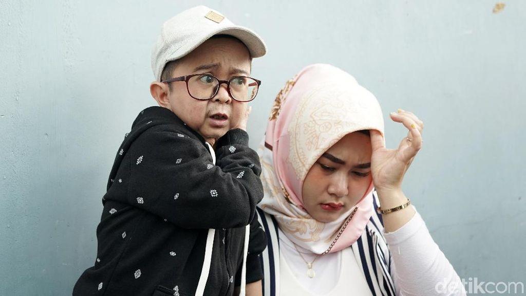 Daus Mini Bantah Telantarkan Anaknya