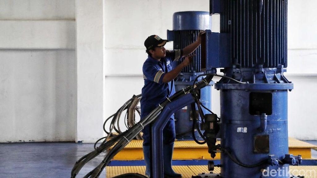 Perusakan Kabel Listrik Rumah Pompa Dukuh Atas, 3 Saksi Diperiksa Polisi