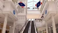 Hotel ini juga akan dilengkapi dengan pusat perbelanjaan bernama Shoppes at The Londoner. Mal ini berisi lebih dari 200 toko berbagai brand dari Inggris. (dok. The Londoner)