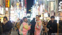 Potret Dunia Malam di Kawasan Hiburan Paling Terkenal Jepang