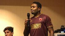 Janji Lopes dan Osas Saha untuk PSM Makassar di Liga 1 2020
