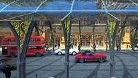 Berbagai miniatur jalanan ikonik London, seperti Bond Street dan Saville Row juga ada di hotel ini. Pokoknya, London banget! (dok. The Londoner)