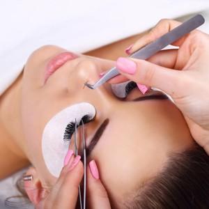 Mencoba Eyelash Extension Anti Bakteri di Nash Eyelash