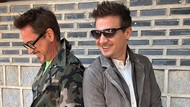Jeremy Renner Ulang Tahun, Robert Downey Jr Beri Kejutan