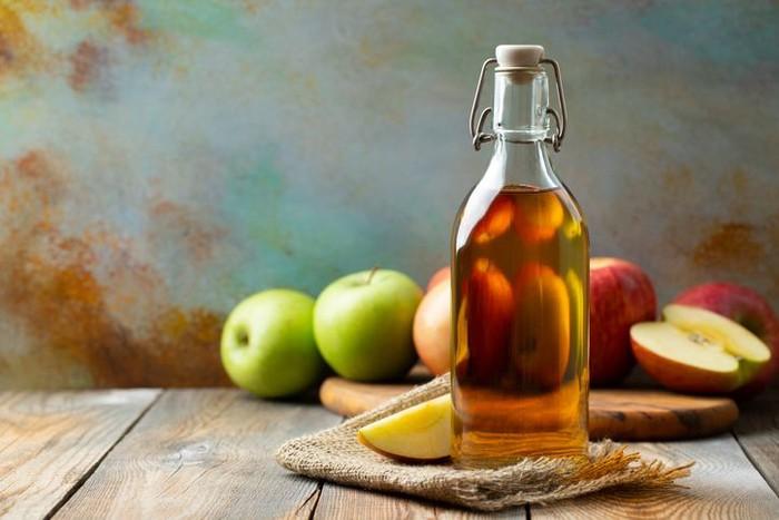 Cara Mengobati Jerawat Dan Bekasnya Dgn Cuka Apel