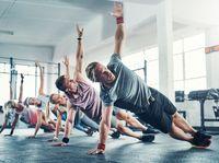Yoga untuk mengencangkan otot tangan dan lengan.