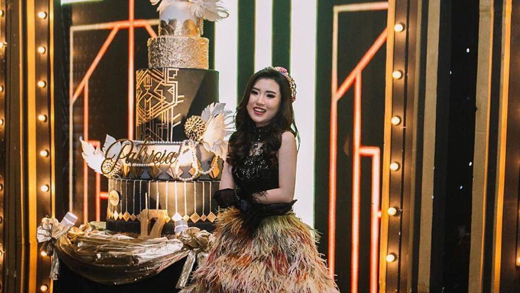 Mewahnya Kulineran Patricia Mayoree, Crazy Rich Surabaya yang Cantik