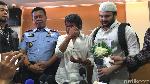 Sutradara Amir Mirza Gumay Berbaju Tahanan Gegara Sabu