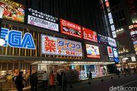 Ragam toko di Shinjuku (Syanti/detikcom)