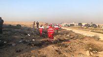 Ukraina: Jatuhnya Pesawat Boeing 737 di Iran Tak Terkait Terorisme