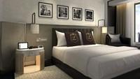 David Beckham sendiri akan mendesain 2 lantai Suites di hotel ini. Dia bekerja sama dengan David Collins Design Studio yang berpusat di London. (dok. The Londoner)