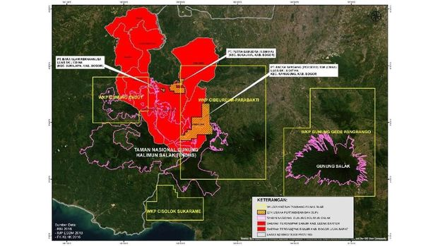 KLHK Kaji Sanksi Penambang Emas Ilegal Penyebab Banjir Lebak