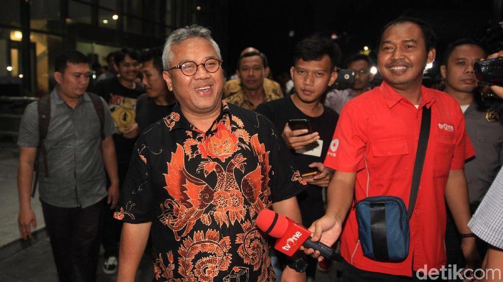 Ketua KPU Sebut Evi Novida Akan Dipanggil KPK Terkait Kasus Wahyu Setiawan
