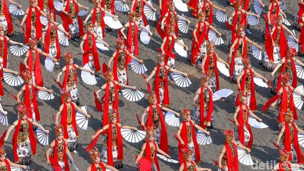 Banyuwangi Festival 2020 Diluncurkan Hari Ini di Kantor Kemenparekraf