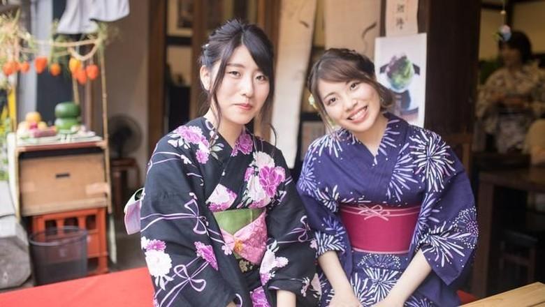 Kimono dan yukata, pakaian tradisional Jepang (Foto: iStock)