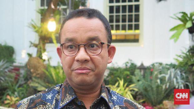 Gubernur DKI Jakarta Anies Baswedan akan di demo siang ini.