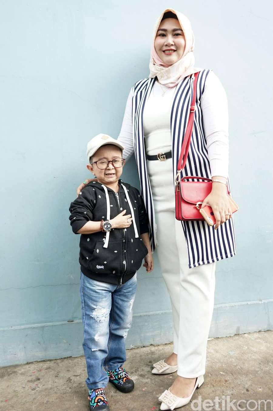 BisaAe! Ngaku Sepi, Daus Mini Pengin Punya Anak Lagi